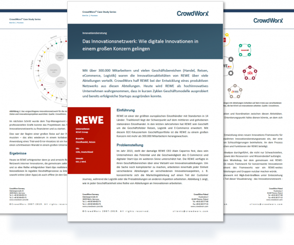Innovation Consulting REWE